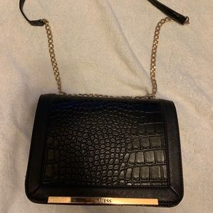Guess black crossbody